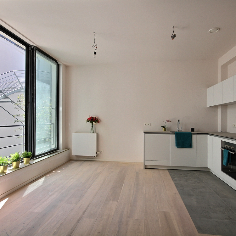St. Géry neighbourhood : New Design Duplex with terrace