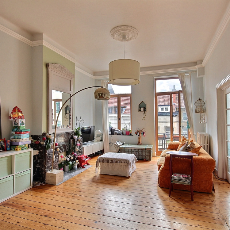 Magnificent and bright 3-bedroom apartment
